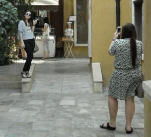 Thai Girl Posing